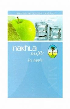 Табак для кальяна Nakhla mix (ice apple mix) 50 гр.